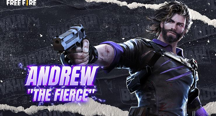 Andrew Free Fire.