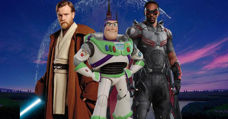 (Disney Investor Day) Daftar Film Marvel, Star Wars, dan Pixar Terbaru