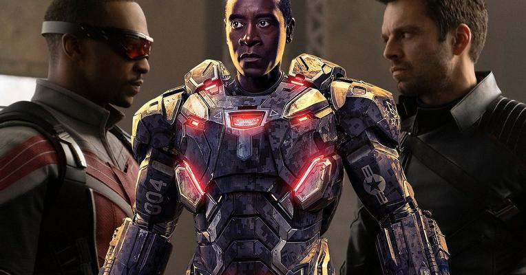Resmi! War Machine Akan Hadir di Serial Falcon and Winter Soldier