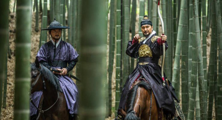 Fakta Film Korea The Swordsman