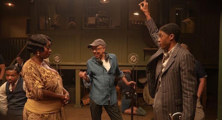 First Look Ma Rainey's Black Bottom, Film Terakhir Chadwick Boseman