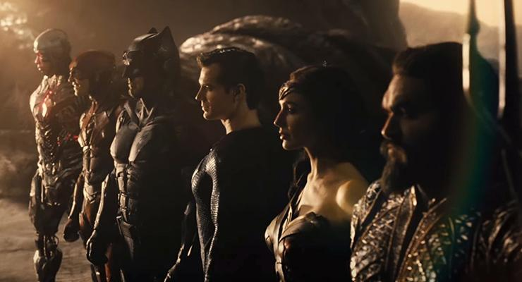 Review dan Sinopsis Film Zack Snyder's Justice League