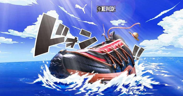 Sambut One Piece: Stampede, PUMA Luncurkan Sneakers Thousand Sunny