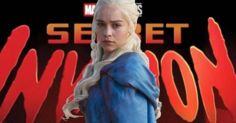 Marvel Gaet Emilia Clarke untuk Bintangi Serial Secret Invasion