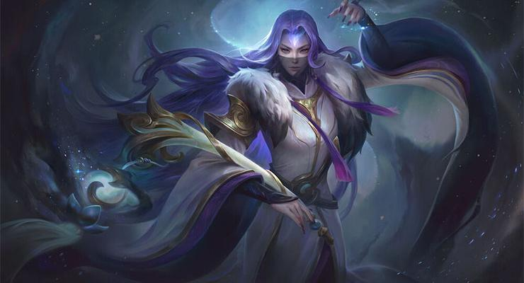Build Luo Yi Mobile Legends.