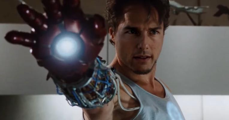 Tom Cruise Jadi Iron Man Film Doctor Strange 2