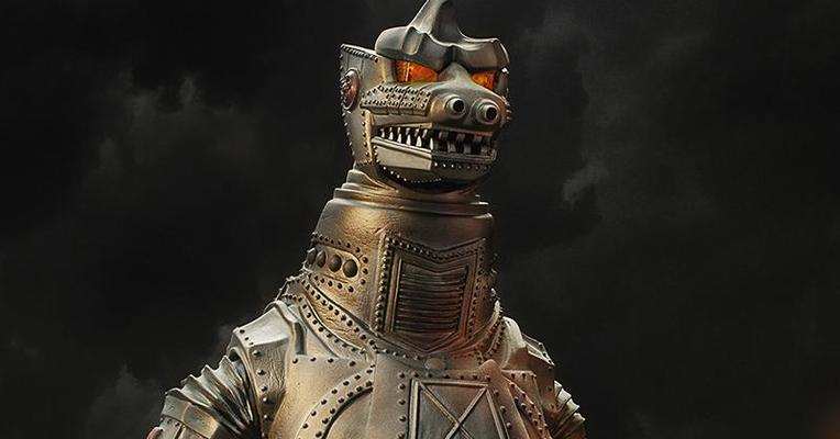 (WHAT'S HOT) Bocoran Mechagodzilla hingga Green Lantern di Snyder Cut