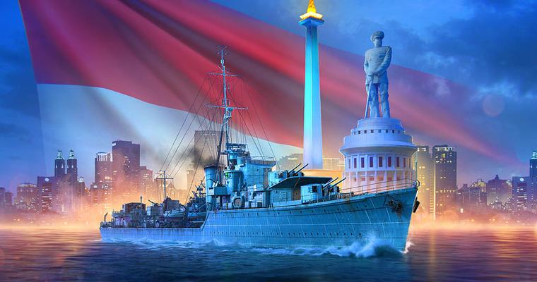 Hadir di Indonesia, Wargaming Boyong World of Warships!