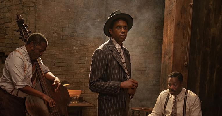 Intip First Look Ma Rainey's Black Bottom, Film Terakhir Chadwick Boseman