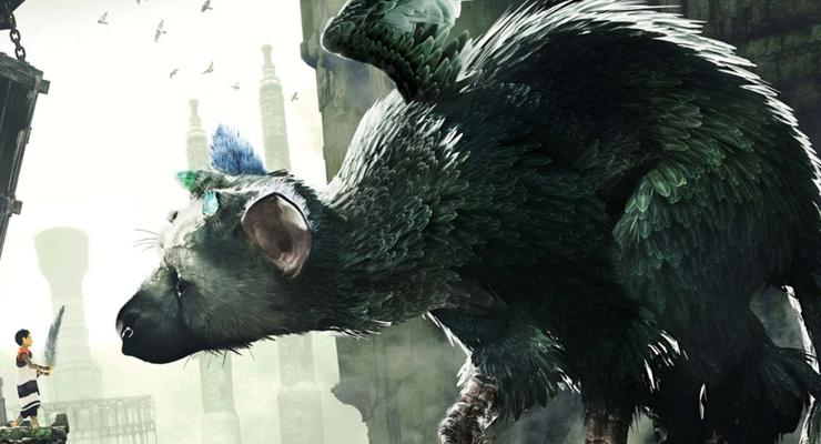 The Last Guardian PS4.