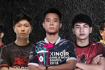 (KINCIR AWARDS) Atlet Esports Indonesia Favorit 2018