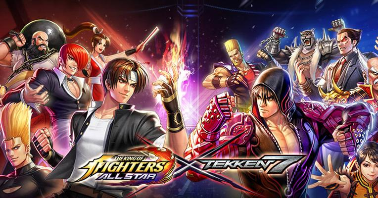 Petarung Tekken 7 Bergabung ke The King of Fighters: All Star
