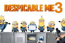 Despicable Me 3 Rajai Box Office Amerika Utara