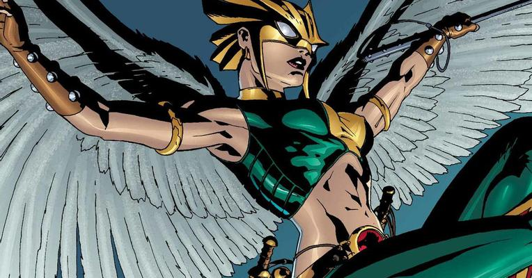 download film birds of prey hawkgirl