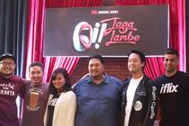 Iflix Luncurkan Serial Stand-Up Comedy, Oi! Jaga Lambe